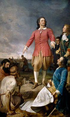 "Alexander von Kotzebue ""Peter the Great founds Petersburg"""