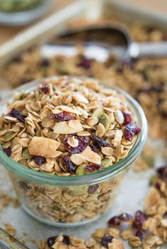 Homemade Granola | Pioneer Woman