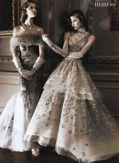 Haute Couture ... piezas maestras