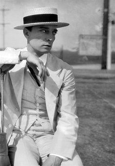 The great Buster Keaton, greatest comic to ever live in my opinion.