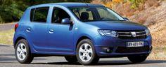 Dacia Sandero 2 – Primele imagini oficiale!