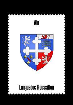 France • Languedoc Roussillon • Ain