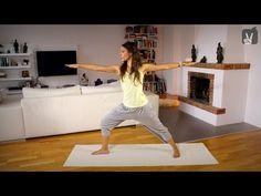 Yoga Programm Anfänger: Sexy Beine und knackiger Po leicht gemacht - YouTube