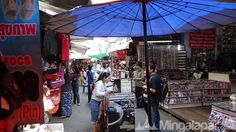 Shopping in Tachilek Myanmar