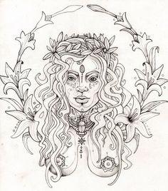 Laurea Cor by lauraborealisis.deviantart.com on @deviantART