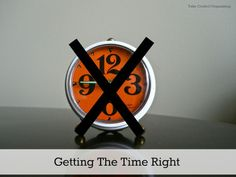 Getting The Time Right - Take Control Organizing.jpg