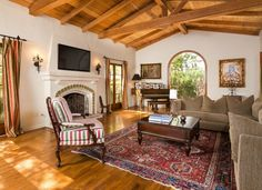 Clark Gable's previous Palm Springs Home. The current owner is Joel Douglas, son of actor Kirk Douglas and brother to Michael Douglas.