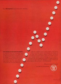 Westinghouse ad by Paul Rand.