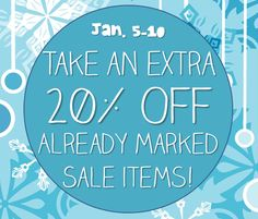 extra 20% off Cotton Tails in Memphis!