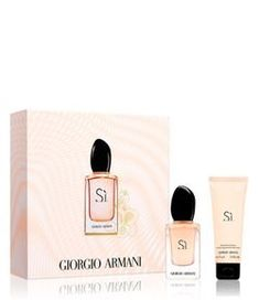 14659a335 Kit Feminino Giorgio Armani Si Eau de Parfum 30ml + Leite Corporal 75ml