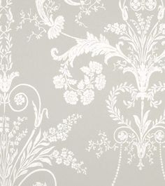 laura ashley josette charcoal wallpaper bedroom valley. Black Bedroom Furniture Sets. Home Design Ideas