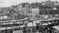Museo julkaisi verkkoon tuhansia vanhoja kuvia Helsingistä