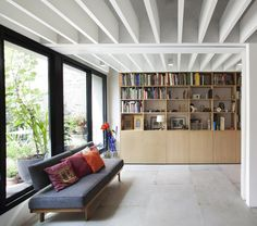 Image 3 of 15 from gallery of Cloys Apartment / Atelier 56S. Photograph by…