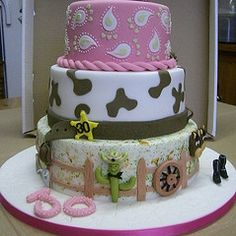 find pictures of cowgirl birthday cakes Cowgirl Birthday Cakes, Cowgirl Cakes, Cowgirl Party, Horse Party, Sweets Cake, Cupcake Cakes, Beautiful Cakes, Amazing Cakes, Cake Gallery