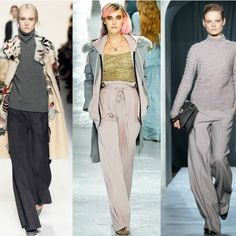 Aries - Slouchy Pants Fall Trends 2014 - http://www.simplysunsigns.com/2014/08/2014-fall-trends-for-your-sun-sign.html