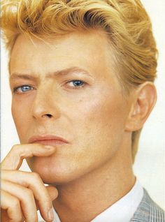 Bowie Serious