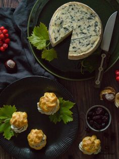 Pikante Windbeutel mit AOP Fourme d'Ambert Blauschimmelkäse und Cranberries – Patricia's Abenteuerkekserl Cupcakes, Castle Diaper Cakes, Fall Food, New Recipes, Cupcake Cakes, Cup Cakes, Muffin, Cupcake