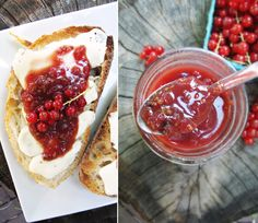 Red Currant Chutney