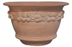 Terra Cotta Vases : Terracotta Pots : Terra Cotta Pottery | Tuscan Imports