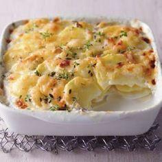 ESSEN & TRINKEN - Kartoffelgratin Rezept
