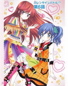 Ran and Aoi