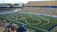 The Pride of West Virginia - The Mountaineer Marching Band
