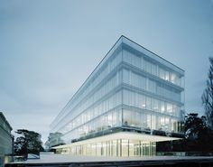 Gallery of World Trade Organization / Wittfoht Architekten - 1