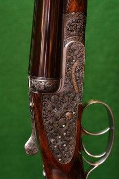 A stunning 20 bore side by side from the Famous London Maker Joseph Manton