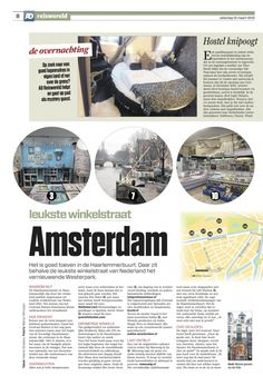 Newspaper Algemeen Dagblad, March 2013