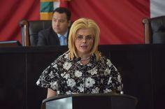 Liliana Ibarra en contra del aborto, no por religión sino porque es un delito, aunque menciona que el humanismo cristiano defiende al hombre y la mujer dentro de un marco de principios cristianos | El Puntero