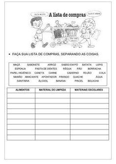Blog com muitas atividades escolares para professores copiarem e imprimirem e ganharem tempo para preparem suas aulas
