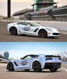 2015 Indy 500 Pace Car