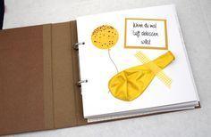 DIY - Wenn-Buch ... Wenn du mal Luft ablassen willst