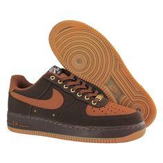 Nike Air Force 1 '07 WW - Baroque Brown/Lt British Tan 631412-200 - Maze Shop