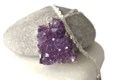 Check out this item in my Etsy shop https://www.etsy.com/listing/126693025/natures-tranquilizer-druzy-amethyst