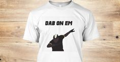 "Pogba ""Dab On Em"" t-shirts, long sleeve, hoodies and sweatshirts available for fans on footballer Paul Pogba."