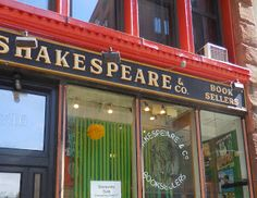 Shakespeare & Co. On Broadway near Lafayette St. and Astor Place, went out of business today, Sept. 4, 2014, at 6:30 pm. I always passed it when I went to school.