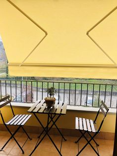 Teda da Sole da terrazzo e Giardino. LFARREDOLEGNO.it #ombrage #tende #fashion #outdoor Terrazzo, Dining Table, Outdoor, Furniture, Design, Home Decor, Outdoors, Decoration Home, Room Decor