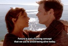 Brenda and Nate Six Feet Under, Movie Lines, Star Sky, Film Serie, Great Movies, Movie Quotes, Wise Words, Movie Tv, Tv Series