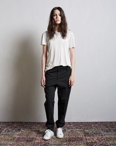 Hope  Law Trouser | La Garçonne