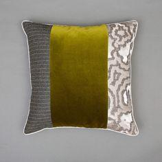 Tri-Tone Venezia Limited Edition Pillow by MONC XIII, : monc13.com