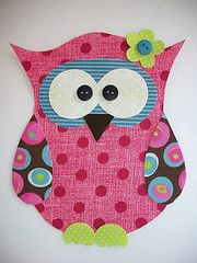 Corujita (Ka Comelli) Tags: pink artesanato coruja menina camiseta bordado aplicao fronha patchcolagem aplique patchaplique