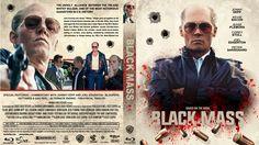 Black Mass Blu-ray Custom Cover