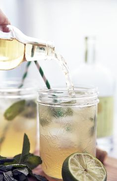 Gin Gin Mule | lynseylovesfood