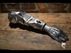DIY instructions on how to fabricate a metal Arm: Hello Full Metal Alchemist Cosplay!!!!