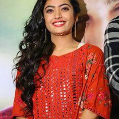Rashmika Mandanna 🔵 (@rashmikaaa_mandanna) • Instagram photos and videos Beauty Queens, Crochet Top, Photo And Video, Blouse, Videos, Photos, Instagram, Tops, Women