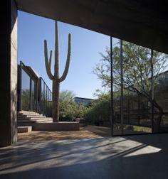 Desert Courtyard House | Scottsdale, Arizona, | Wendell Burnette Architects