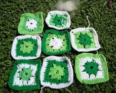 per fer granny squares! Crochet Projects, Crochet Earrings, Projects To Try, Artist, Diy, Manta Crochet, Crochet Bebe, Granny Squares, Afghans