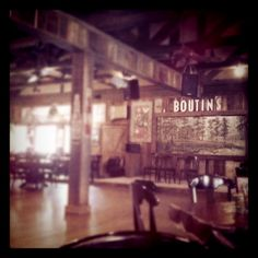Boutin's -- cajun food in Baton Rouge