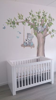 √ 27 Cute Baby Room Ideas: Nursery Decor for Boy, Girl and Unisex me to you beertjes boom baby Room Childrens Bedroom Decor, Baby Boy Room Decor, Baby Room Diy, Baby Room Design, Baby Bedroom, Nursery Room, Nursery Furniture, Modern Furniture, Baby Room Colors